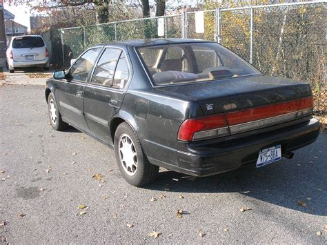 how cars work for dummies 1993 nissan maxima engine control 1993 nissan maxima information and photos momentcar
