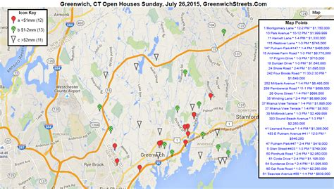 open houses in ct 36 greenwich ct open houses for sunday 7 26 from 419k to 8 7m