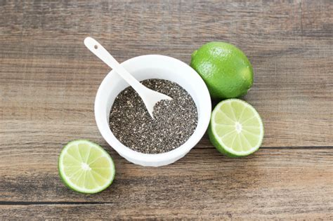 Detox Water While Working Out by Chia Detox Water