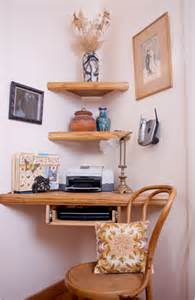 Desk Shelf Ideas Storage Glee Corner Office Home Decorating Diy