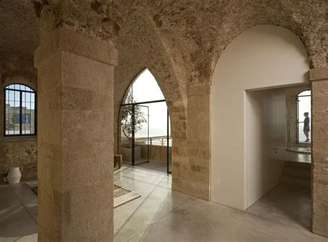 castle interior design the old and new jaffa apartment
