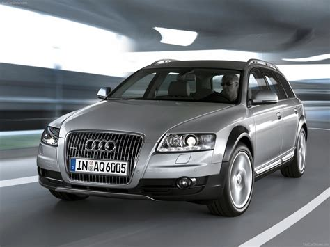 Audi A6 allroad quattro (2009) picture 4 of 16