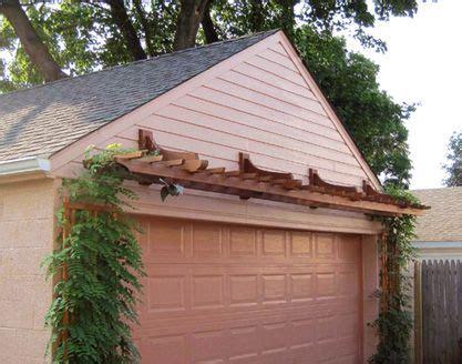 pergolas garaje 25 best ideas about garage pergola on garage