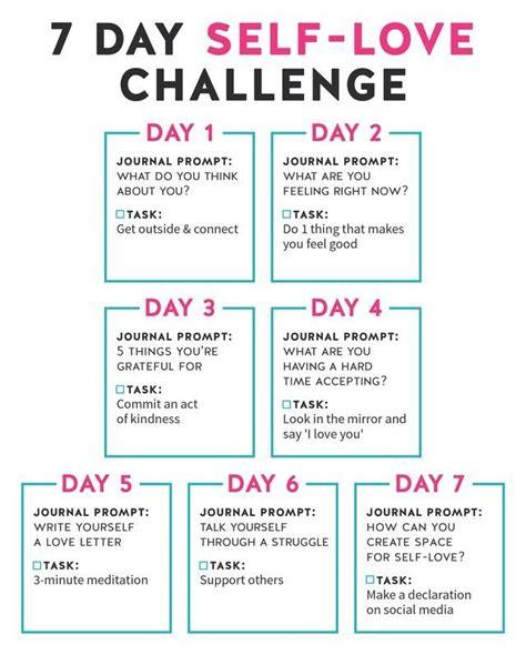 self challenge best 25 7 day challenge ideas on 7 day