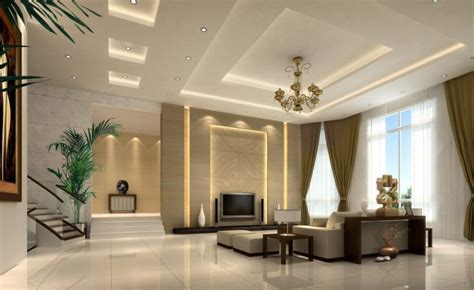 Simple Ceiling Design For Living Room Pop Ceiling Decor In Living Room With Simple Designs This For All