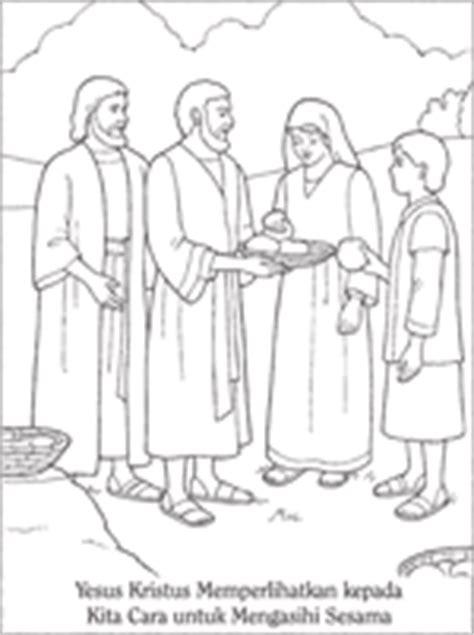 Buku Yesus Menolong Seorang Buta lihatlah anak anak kecilmu buku pedoman kelas penitipan
