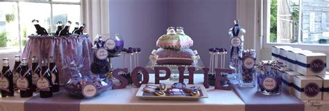 Purple Monkey Baby Shower Theme by Everything Purple Baby Shower Ideas Photo 8 Of 12
