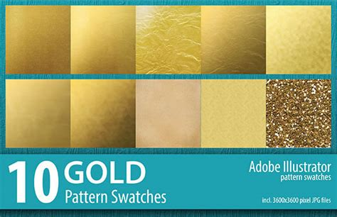 gold pattern ai 50 must have illustrator add ons for designer tool