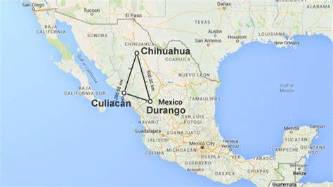 Sprei California No 1 Naraya qu 233 es el tri 225 ngulo dorado la regi 243 n mexicana donde se