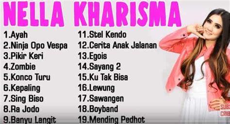 dangdut koplo mp nella kharisma terbaru  lagu ayah