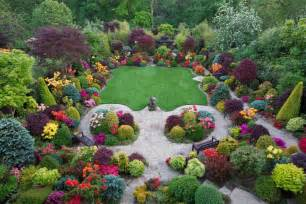 Home Flower four seasons garden the most beautiful home gardens in