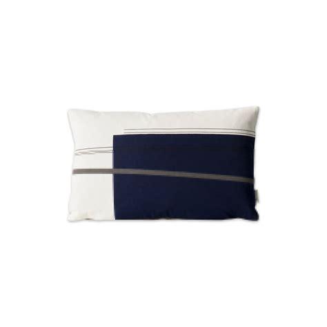 connox kissen colour block cushion small by ferm living