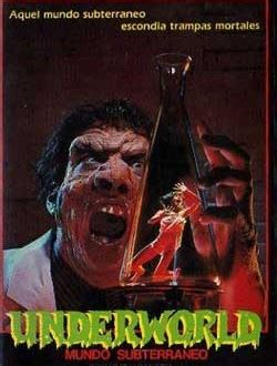 underworld film horror del 1985 film review transmutations aka underworld 1985 hnn