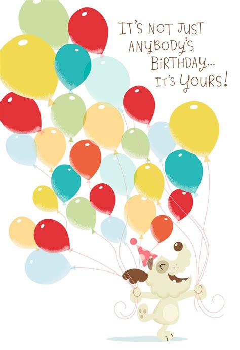 birthday card balloon template with balloons musical birthday card with motion