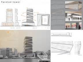 architecture presentation board layout design