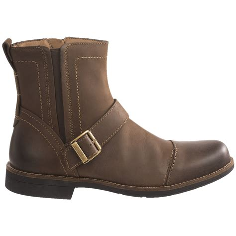 clarks boots mens clarks meldon boots for 7138n save 28
