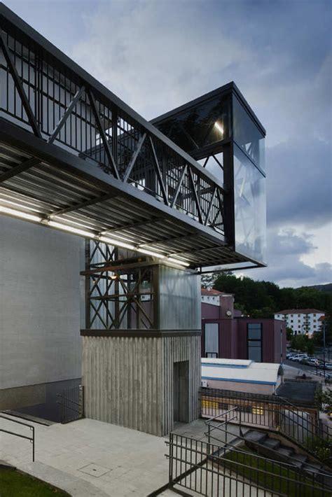 urbanization  urban elevator  galtzaraborda vaumm