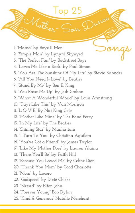 song list songs sera denver wedding