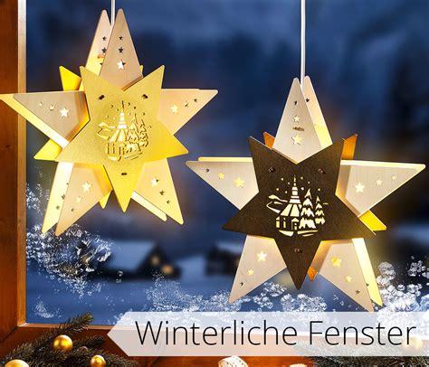 Beleuchtete Fensterdekoration Weihnachten by Shop F 252 R Deko Versand Sch 246 Nes Brigitte Salzburg