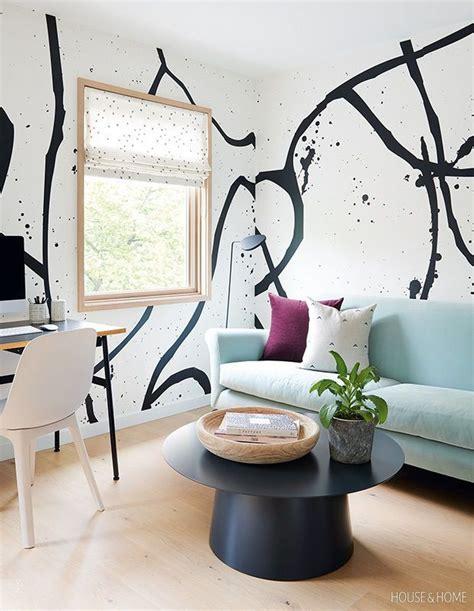 wallpaper decorating ideas  add major wow factor