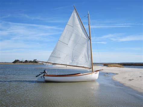 small boat monthly the marsh cat small boats monthly