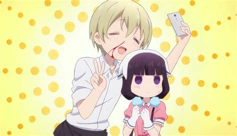 blend  anime animeclickit