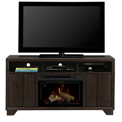 Dimplex Electric Fireplace Media Console by Dimplex Bayne Electric Fireplace And Media Console With