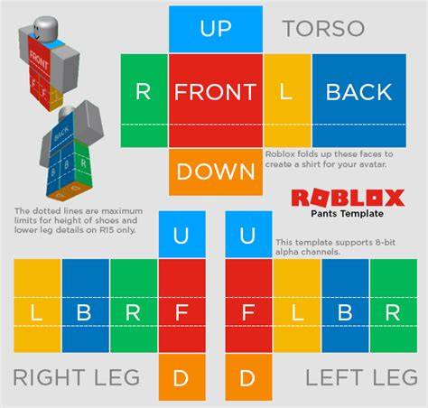 roblox template pants trench pictures to pin on pinterest