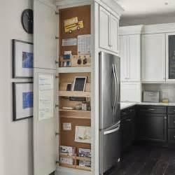 25 best ideas about kitchen message center on