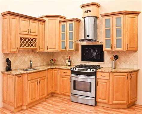 Maple Kitchen Cabinets by Maple Kitchen Cabinets Of How To Beautify A Kitchen With