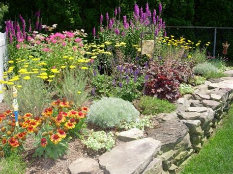 perennial garden ideas perennial garden plans zone shade