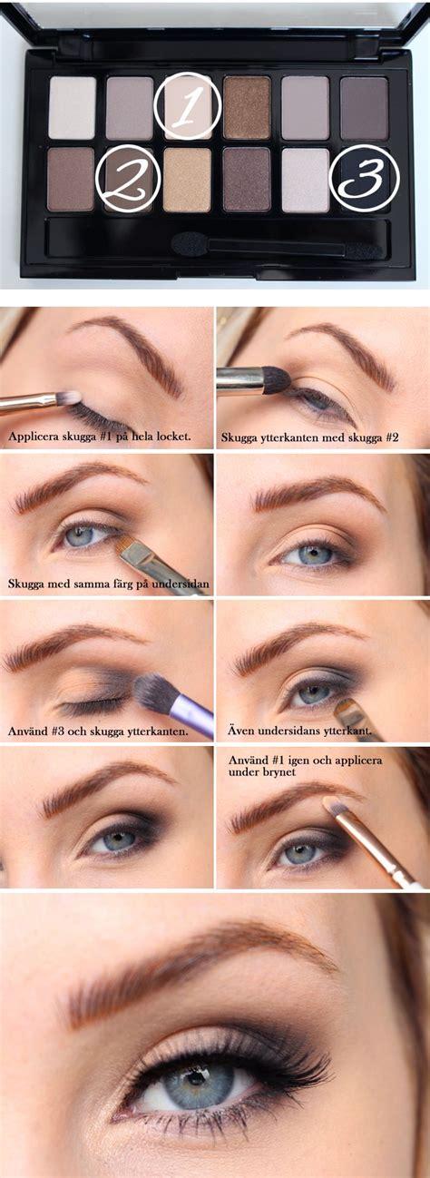 Tutorial Eyeshadow Wardah Seri B maybelline the palett tutorial hiilen sminklbogg sk 246 nhetsblogg smink
