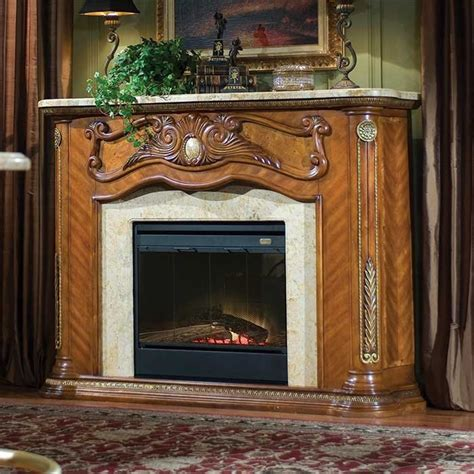 Chateau Fireplaces by 10 Style Fireplaces Designs