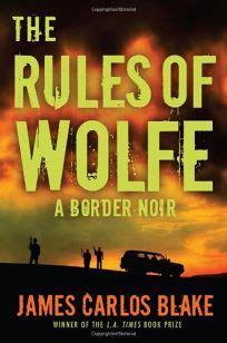 fiction book review the of wolfe a border noir by