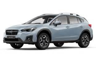 Subaru Crosstrek Reliability 2018 Subaru Crosstrek Preview J D Power Cars