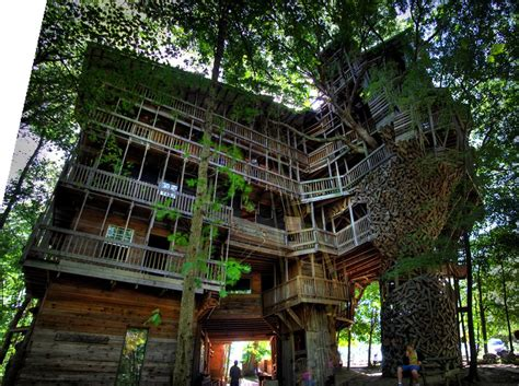 tree homes ministers treehouse