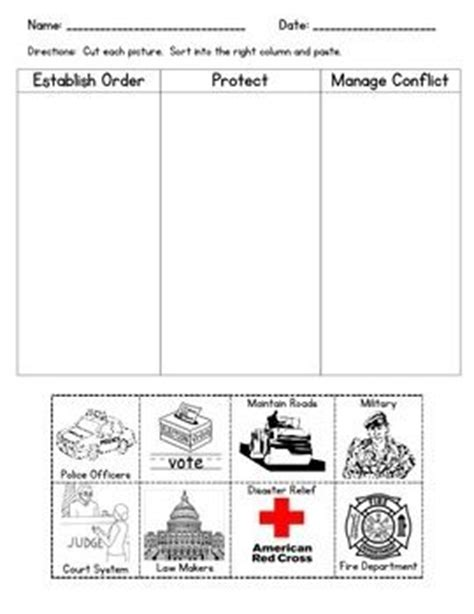 Government Worksheets For 2nd Grade by Activities The O Jays And What Is On