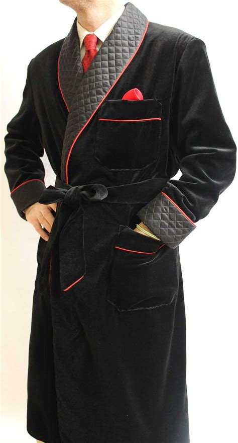 Mens Quilted Dressing Gown by 17 Best Ideas About S Robes On Industrial Bathrobes Jacket And Style