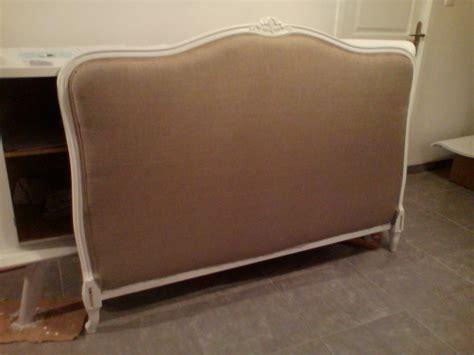 tete de lit tapissier a recouvrir