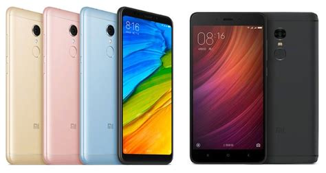 erafone xiaomi redmi 5 plus xiaomi redmi 5 plus vs redmi note 4 specs comparison