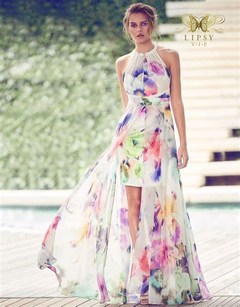 Lipsy Vip Floral High Neck Maxi Dress    Pinteres