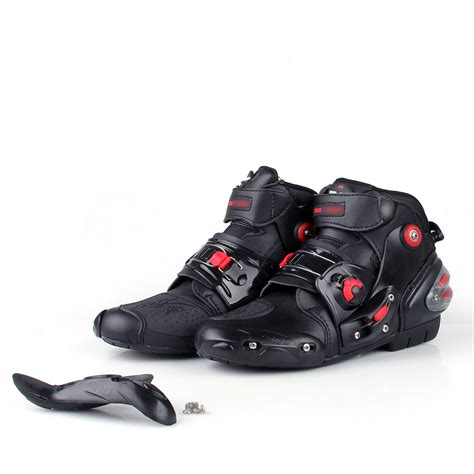 motorcycle boots and shoes motorcycle leather boots boot stiefel schuhe