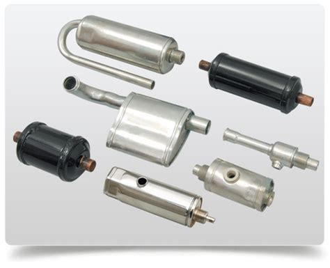 compressor mufflers air conditioning and refrigeration manufacturer from ludhiana