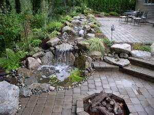 waterfalls landscaping and search on