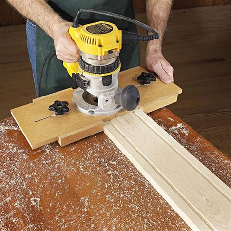 jig woodworking right on the money fluting jig woodworking plan from wood