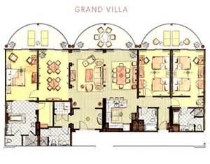 animal kingdom grand villa floor plan akfandisney a magic disney day 186 o 186 2010