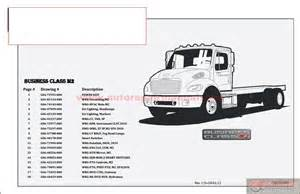 freightliner m2 wiring diagrams freightliner wiring diagram and circuit schematic