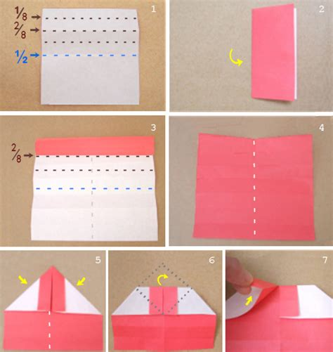 How To Make A Paper Ring Origami - sweet origami hearts bloomize