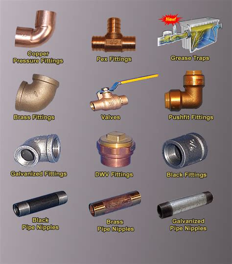 Plumbing Materials Names by Pex Fittings Plumbing Supplies Valves At Pex Fittings