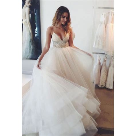 Tulle Wedding Gown by Wedding Dress Gown Wedding Dress Tulle